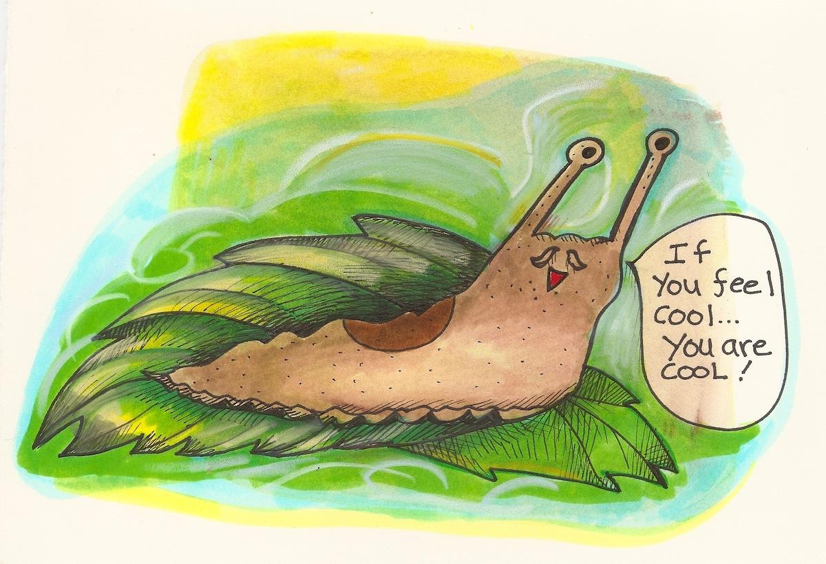 slug advice three
