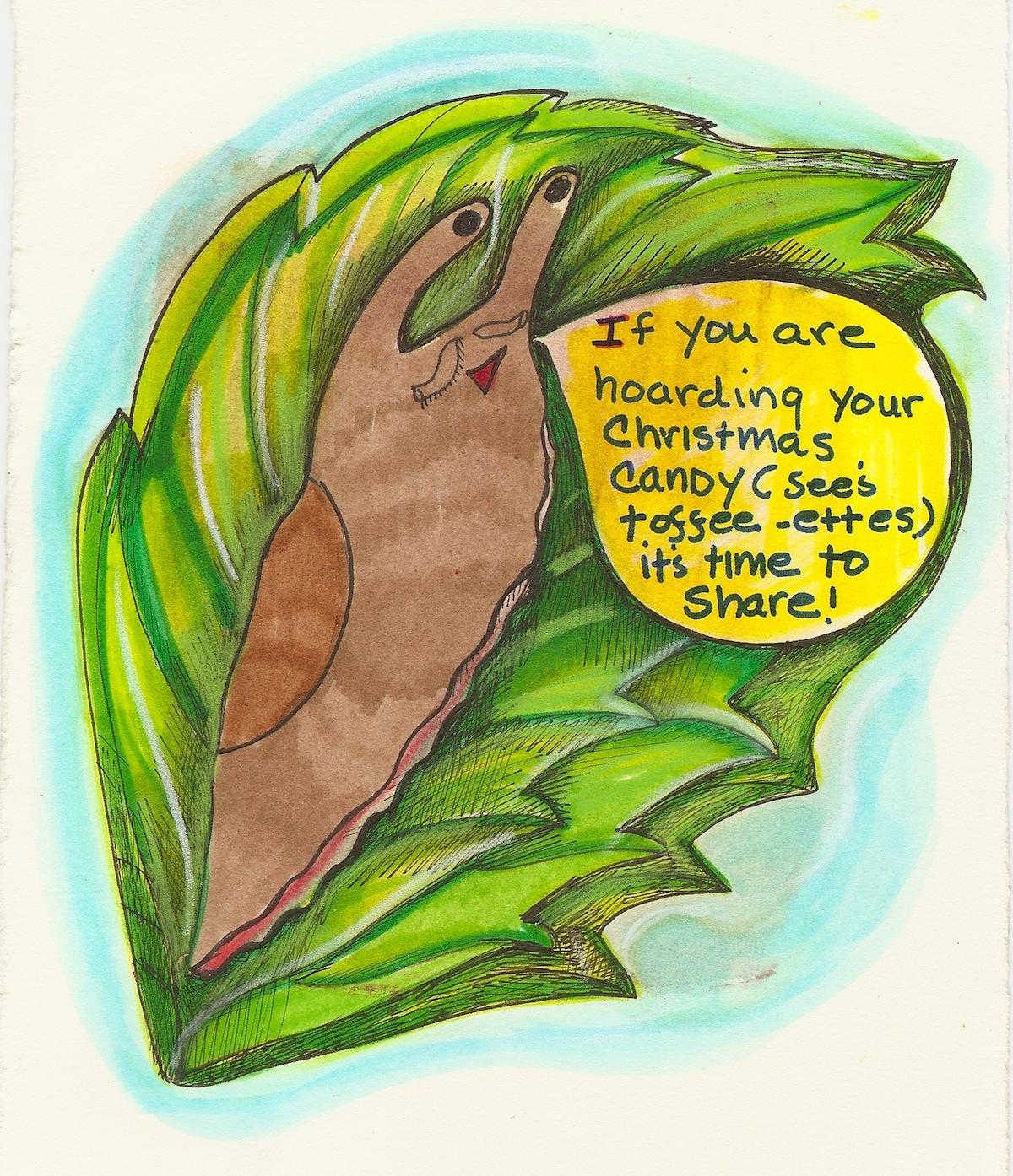monday morning slug advice Jan 4 slug advice