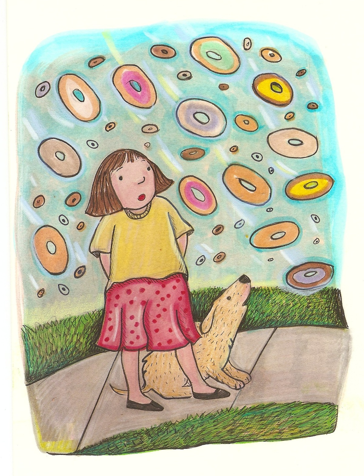 donut invasion