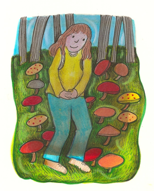 so amny mushrooms